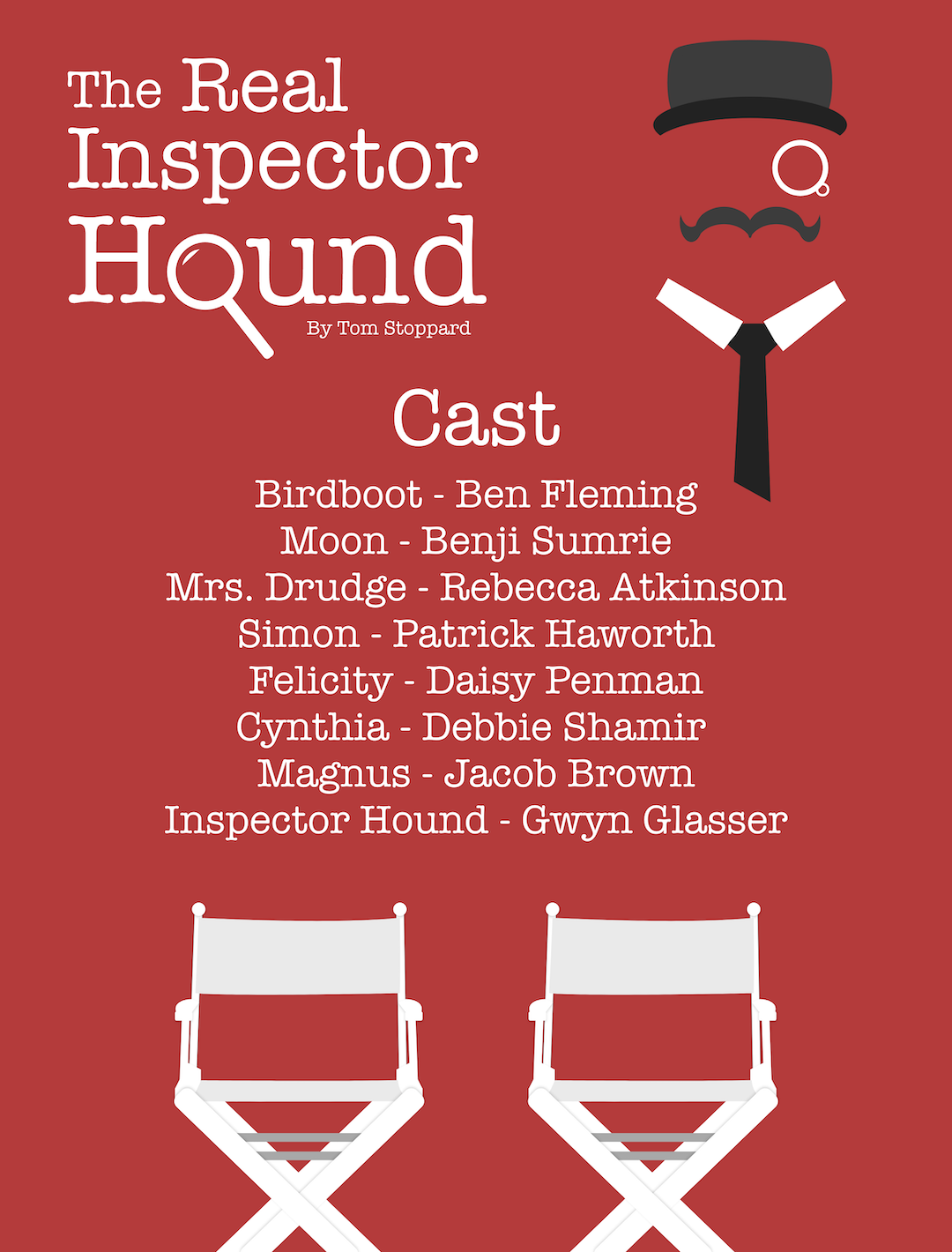 Real Inspector Hound poster