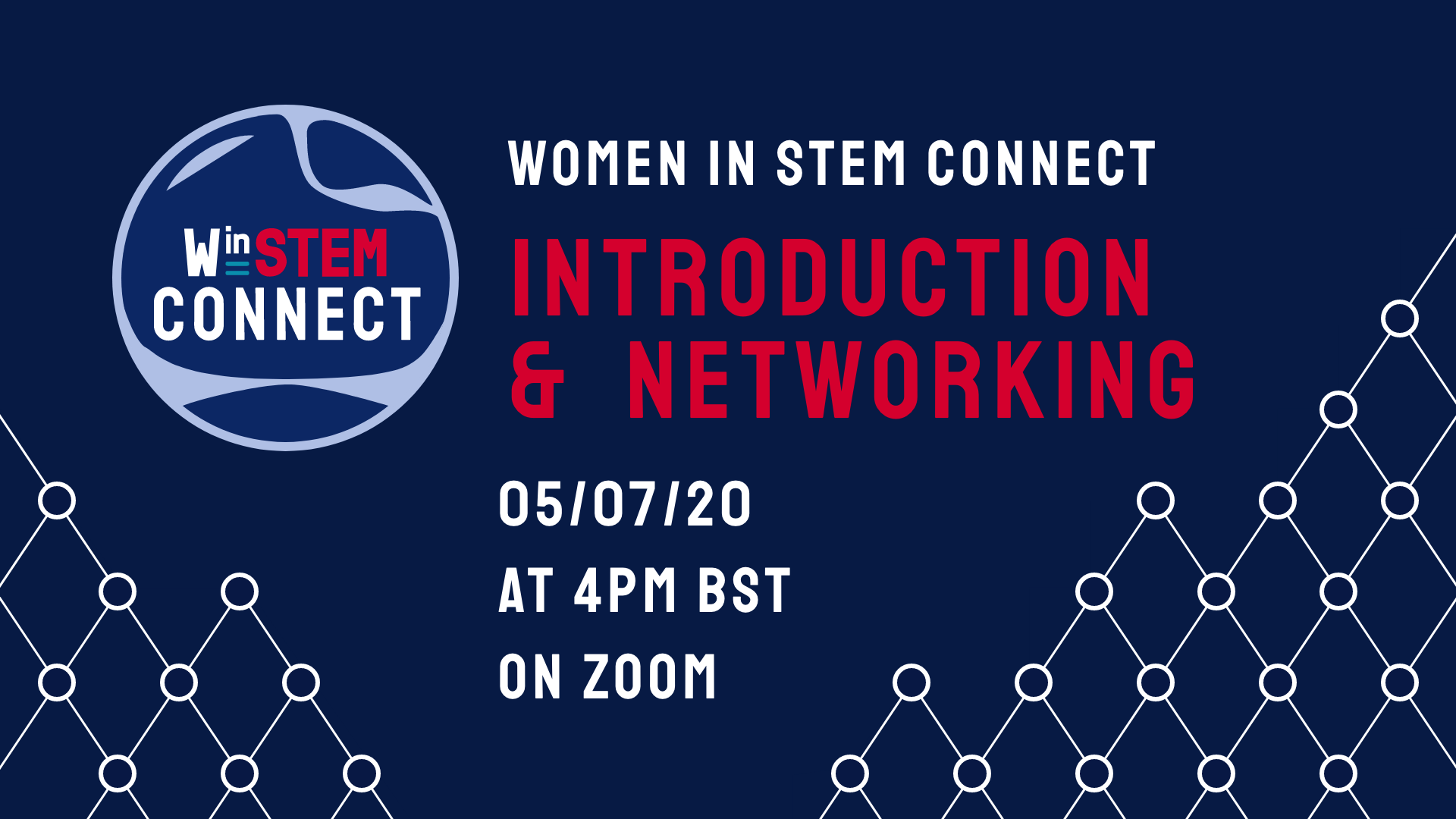 WiSTEM Connect event 1